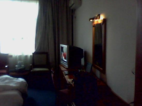 Daying Hotel: 房间右边