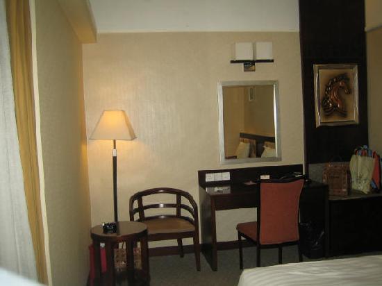 Hotel Taipa Square: 客房一角