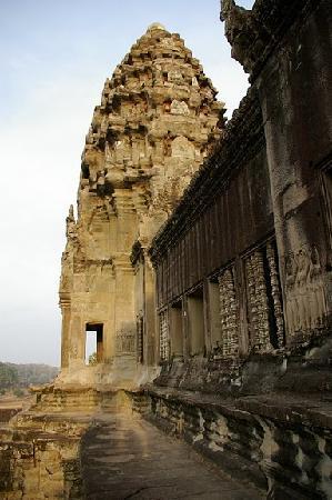 Cambodia: 守望