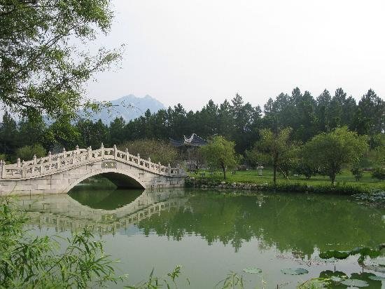 Zhangpu County, China: 茶庄内院