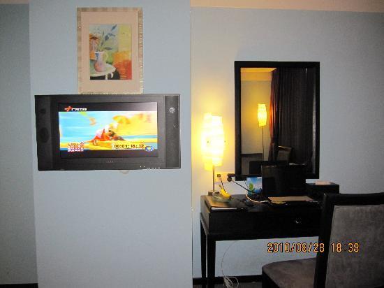 Henry Business Hotel: 提供免费网络