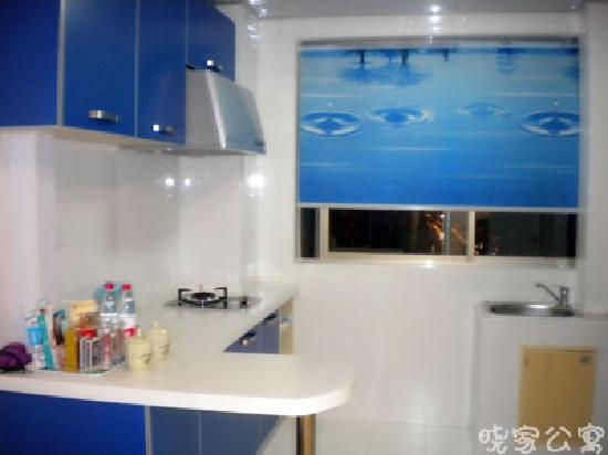 Xiaojia Apartment Hotel: 舒适温馨