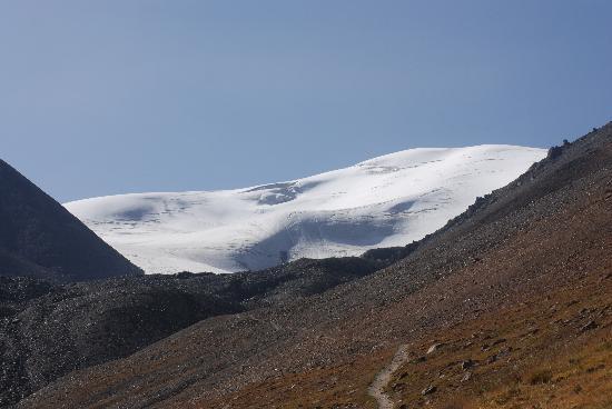 Qiyi Plateau Glacier