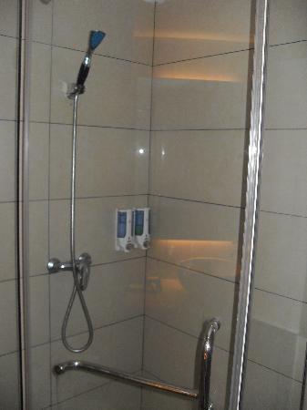 Youhe Chengshi Hotel : 洗浴设备