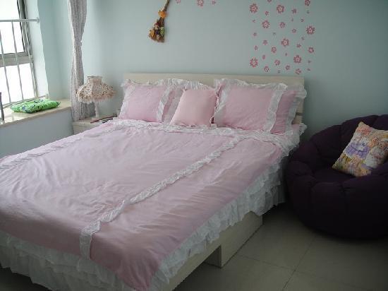 Xiaolou Tinghai Guest House Dadonghai: 紫珊瑚2