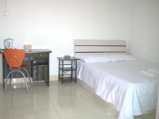 Jinzefang Seaview Apartment : 房间内