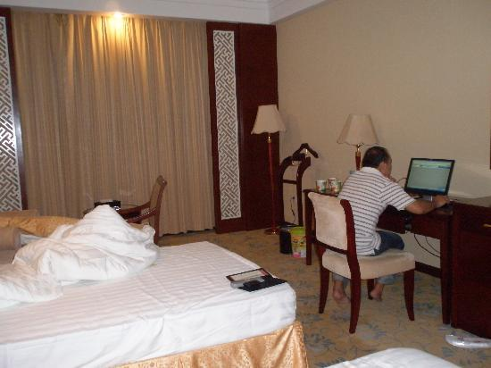 Lijing Hotel: 上网浏览资讯