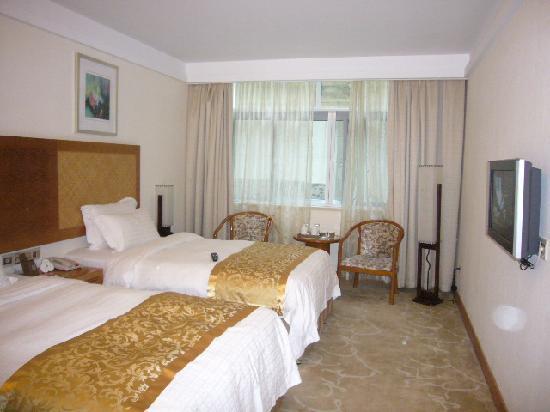 Huangshan Resort & Spa: 高级房