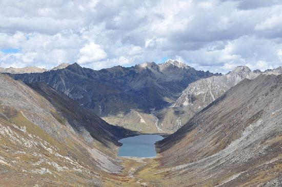 Gyaca County, Chine : 圣湖,心灵