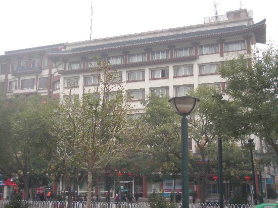 Li Jing Hotel : 远观
