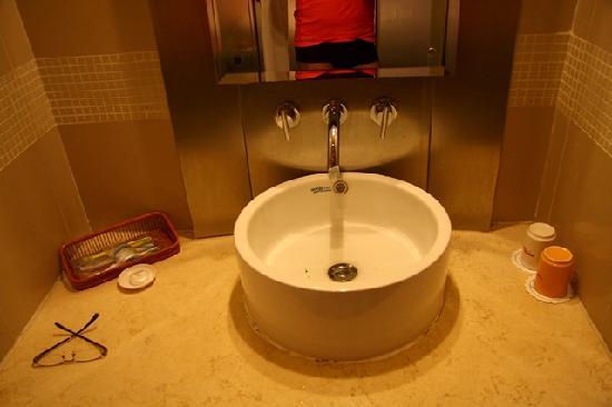 Motel 168 Shanghai Tianshan Road: 洗漱地方
