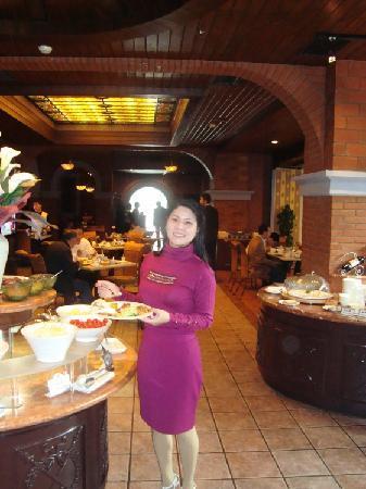Asia Hotel: 这是早餐厅