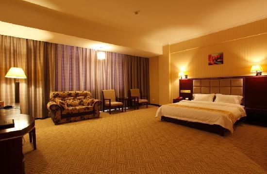 Jili Business Hotel: 豪华超大单人房