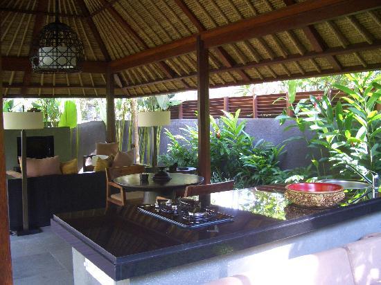 Kayumanis Ubud Private Villa & Spa: 厨房2