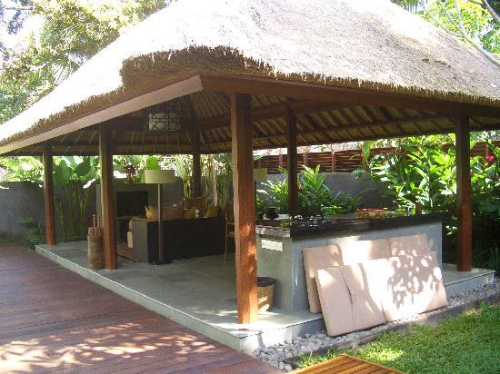 Kayumanis Ubud Private Villa & Spa: villa院内纵观