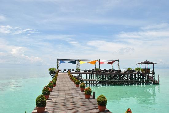 Picture of sipadan kapalai dive resort - Kapalai dive resort price ...