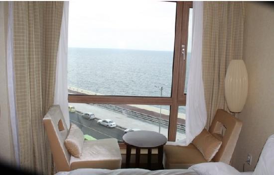Ocean Suites Jeju Hotel : 客房