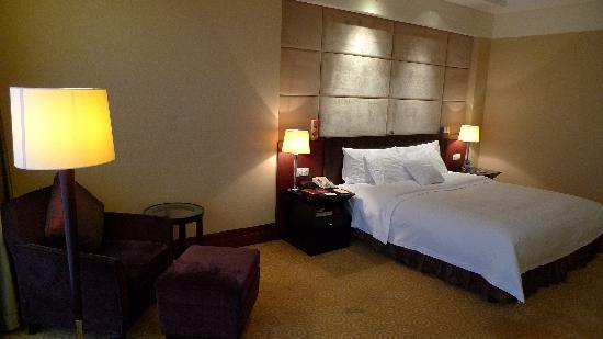 Sheraton Dongguan Hotel: 房间设施