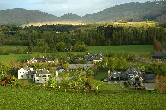 New Zealand: 热气球上俯瞰皇后镇,宛若童话世界
