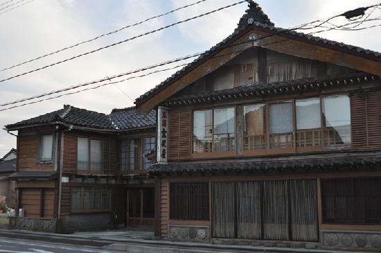 Kanazawaya Ryokan: 旅社外景