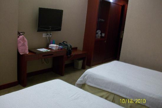 GreenTree Alliance Tonglin Yayuan Hotel: 客房很大,呵呵