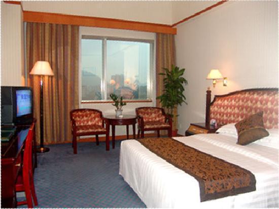 Sea Lake Hotel: 房间内的布局