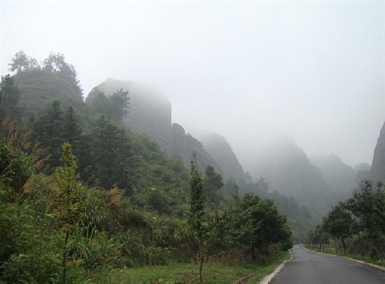 Xinning County, China: 清晨