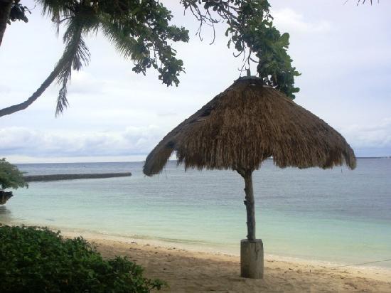 Tambuli Beach Club East Wing: 海滩
