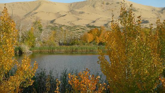 Baisha Lake