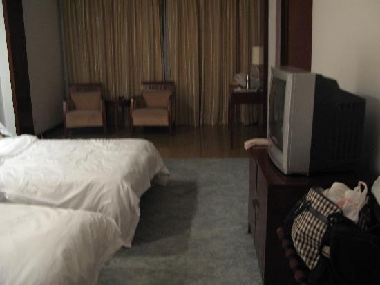 Dongshan Hotel: 房间