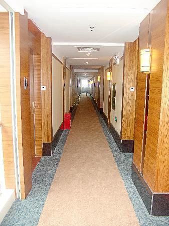Yintong Zhilv Hotel Shenzhen Shajing: 通道