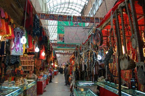 Urumqi, Chine : 大巴扎