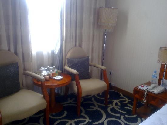 Feixing Crowne Plaza Hotel : 房间2