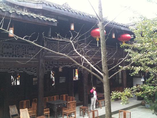 Huaxia Water Wharf Inn