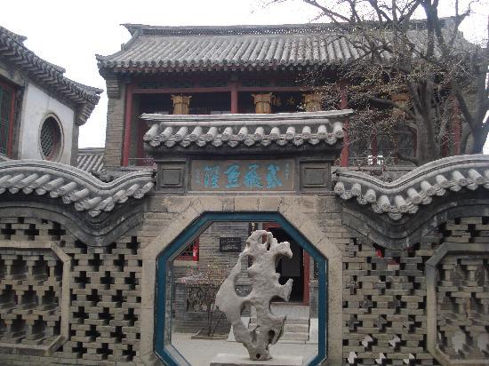 Weifang Shihuyuan Garden - Outdoor Museum