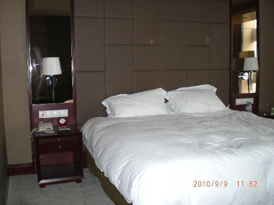 โรงแรมแกรนด์เมโทรพาร์ค หยวนทง: 简洁庄重