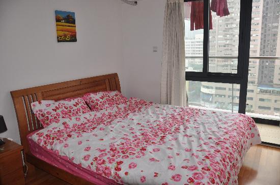 Love Chengdu Apartment Hotel Chengdu Wangfujing: DSC_0002