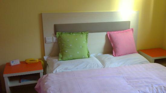 Weigong Express Hotel : 大床房