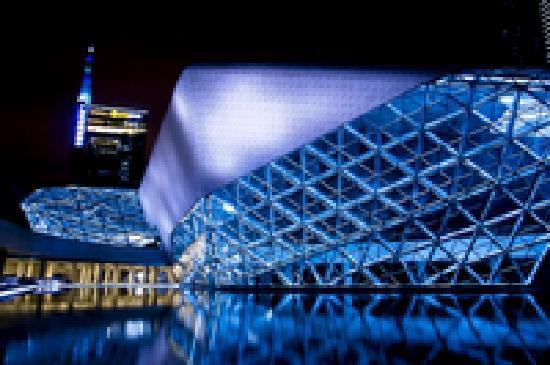 Opera House Guangzhou