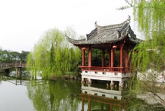 黄山唐模景区