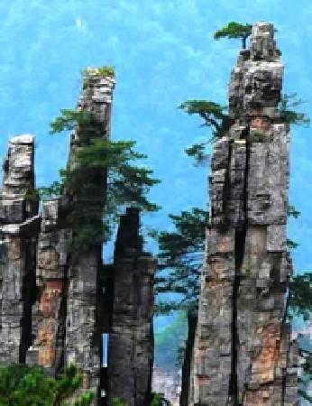 Xihai Stone Forest