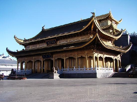 E'meishan Jinding Scenic Resort
