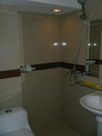 Pujiang Star Inn Shanghai Xujiahui: DSCF8799