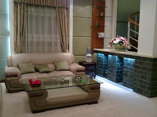 Jingyuan Shuizhuang: 厅2