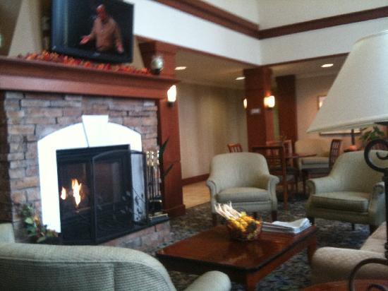 Staybridge Suites Minneapolis Bloomington : 大堂