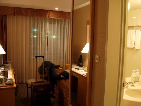 Okura Frontier Hotel Ebina: 房间