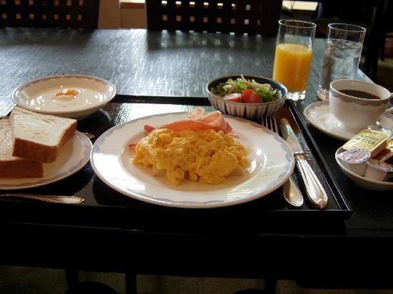 Okura Frontier Hotel Ebina: 美式早餐