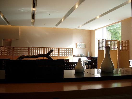 Okura Frontier Hotel Ebina: 餐厅