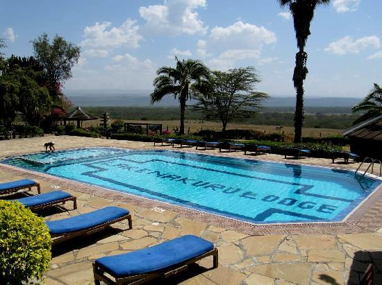 swimming pool area picture of lake nakuru lodge lake nakuru national park tripadvisor