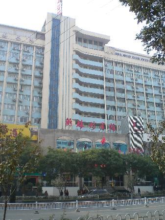 New Victory Hotel: 酒店外貌